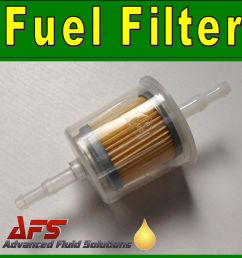 small inline fuel filter [ 999 x 999 Pixel ]
